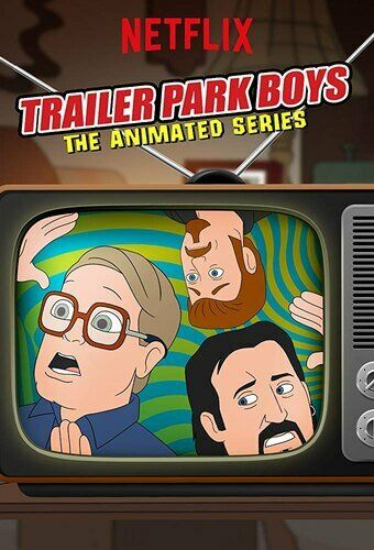 Trailer Park Boys: The Animated Series мультсериал (2019)