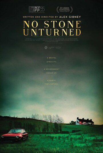 No Stone Unturned фильм (2017)